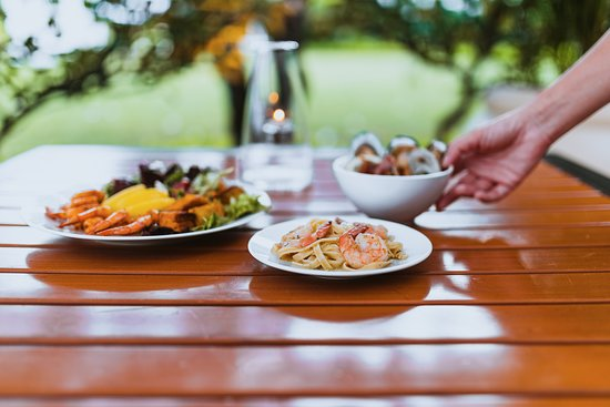 Seafood Buffet at Plumeria Beach House