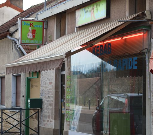 Dilek Kebab: La façade de ce restaurant