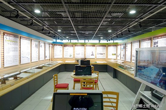 Shiroishi Local Museum