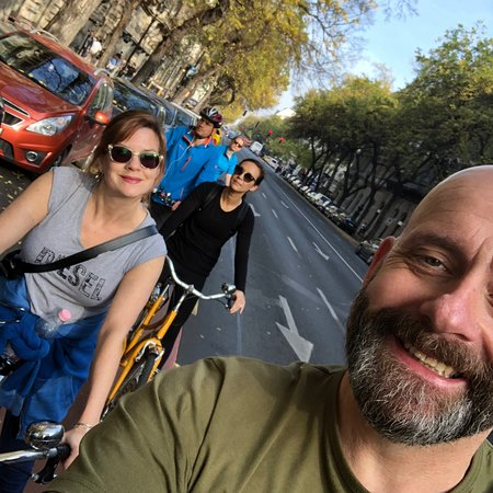And Bicycle Tours Budapest