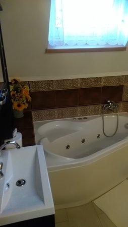 Pokoj s vlastní vanou a WC na chodbě Varná konvice,fen,ručníky  Pokoj je určen max pro 2osoby
