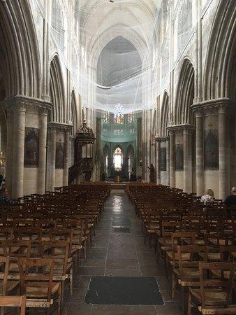 St Jacques Church: A grand kirk.