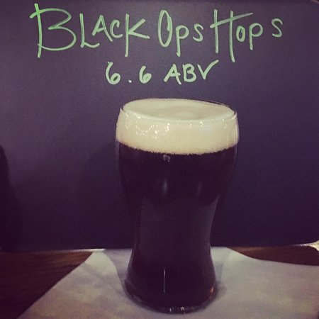 The results are in! Thank you for everyone who voted! The final winner is... Black Ops Hops! Cheers 🍻