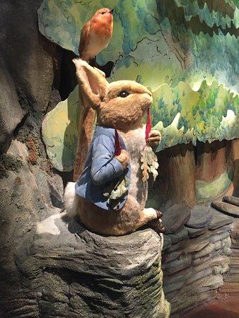 Боунес-он-Уиндермир, UK: Peter Rabbit himself!