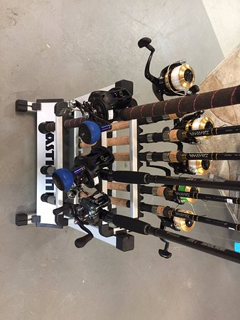 Rods and Reels for all price ranges
