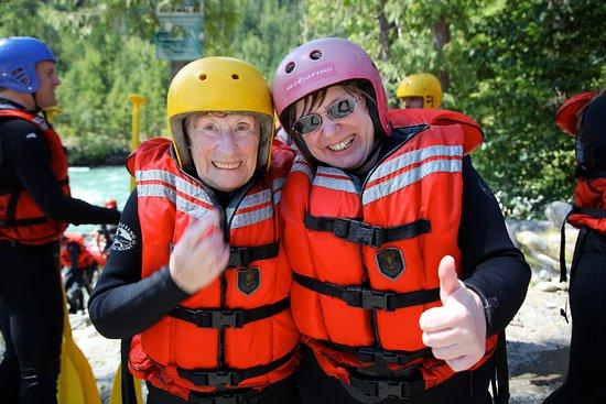 REO Rafting & Yoga Resort: Rafting is safe and fun for everyone