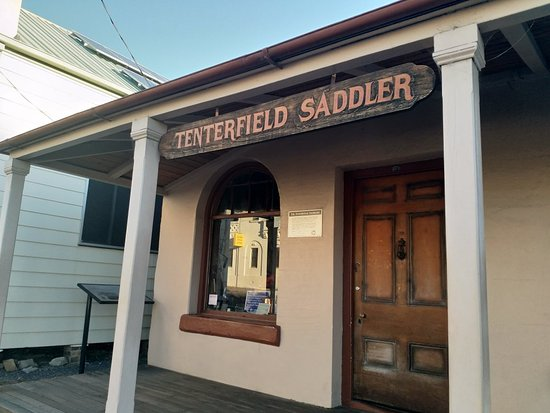 Tenterfield Saddler: Historical building with a musical connection