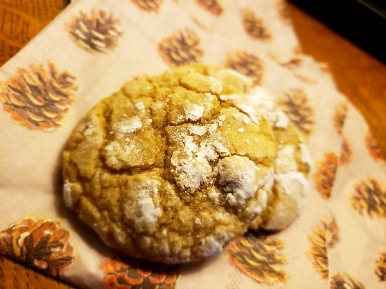 Snack - Home-baked Cookies