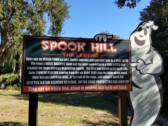 Bilde fra Spook Hill