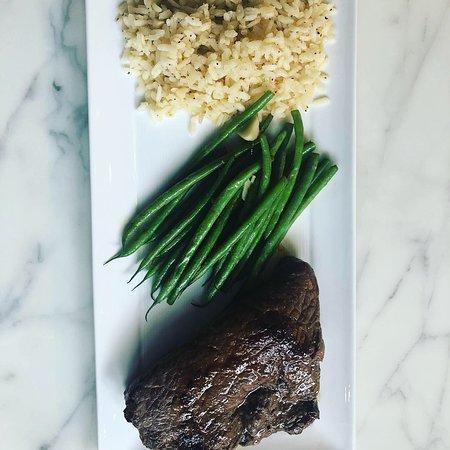 Steak & Greens