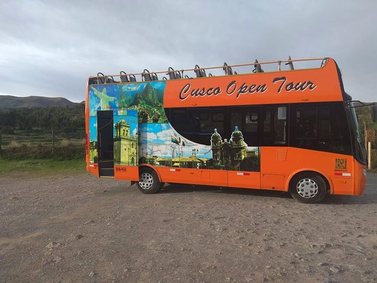 Cusco Open Tour