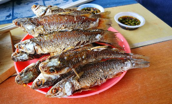 Fried Fishes