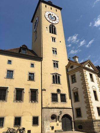 Rathaus-Turm Regensburg