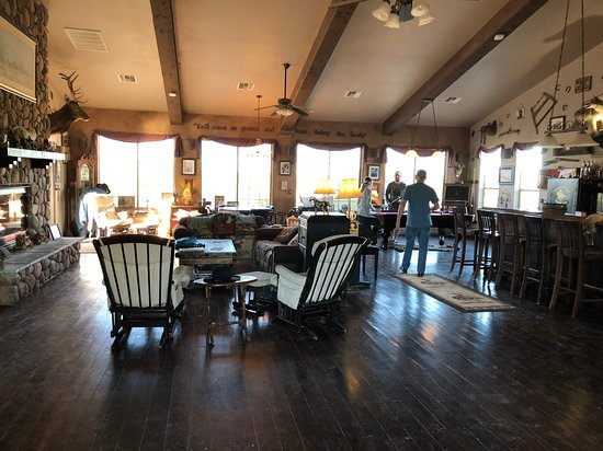Stagecoach Trails Guest Ranch: The Lodge