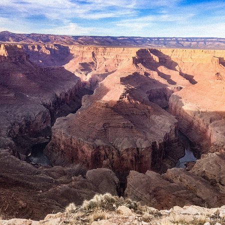 The EastRim of the GrandCanyon