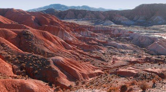 El denominado Valle de la Luna, también llamado Valle de la Luna jujeño, es una formación geológica que se ha constituido en un atractivo turístico del oeste de la provincia de Jujuy, en la región altiplánica del noroeste de la Argentina.