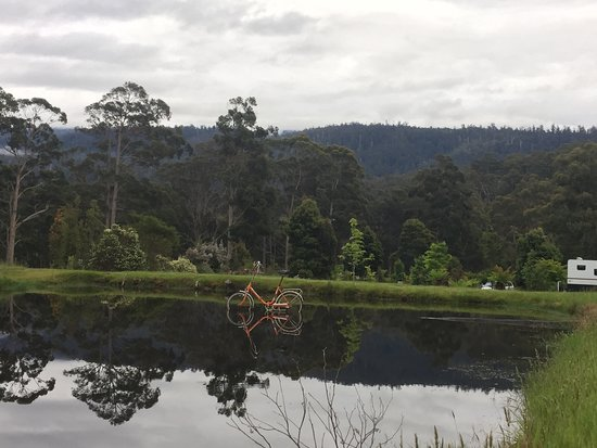 Best place to stay near russel falls