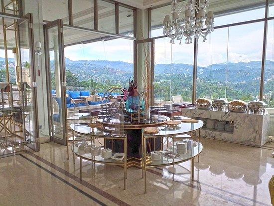Art Deco Luxury Hotel & Residence: Restaurant