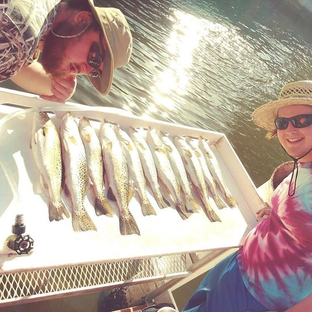 941 Fishing Charters: Dinner is on the table for these boys