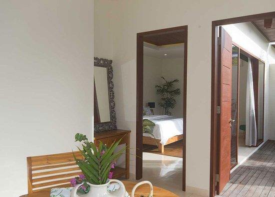 Canang Villas Bingin: Dining Room Villa Sandat & Villa Jepun