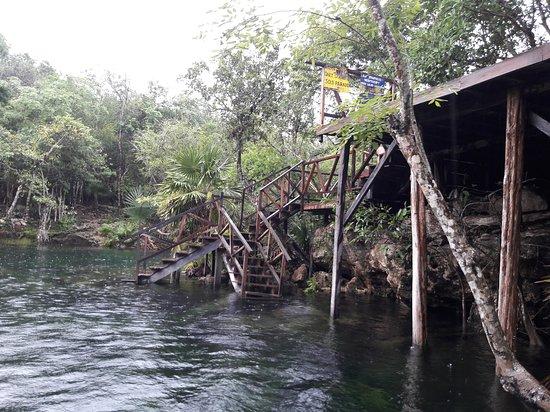 Cenote Jardín del Eden: Cenote El Eden