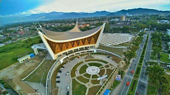 Grand Mosque of West Sumatra