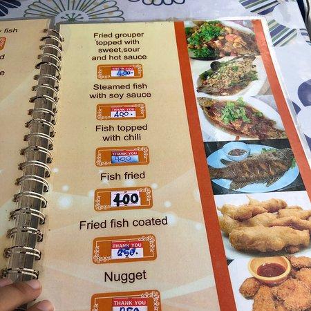 Muslim halal food in kata phuket