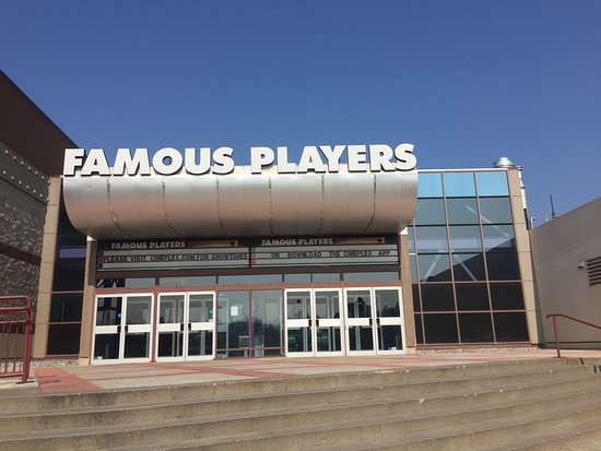Prince George, Canada: Famous Players 6