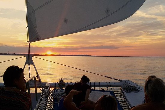Glow Worm Sunset Cruise from...