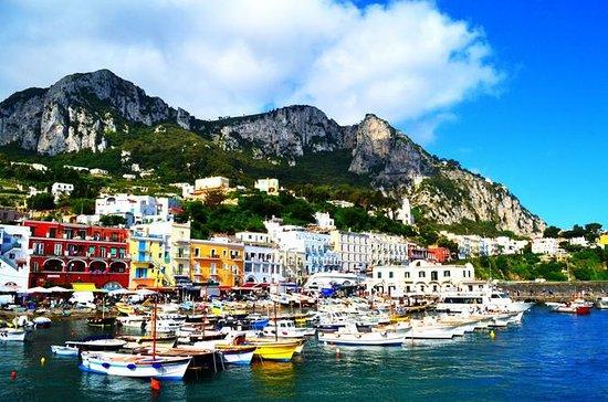 Capri og Anacapri dagstur fra Sorrento