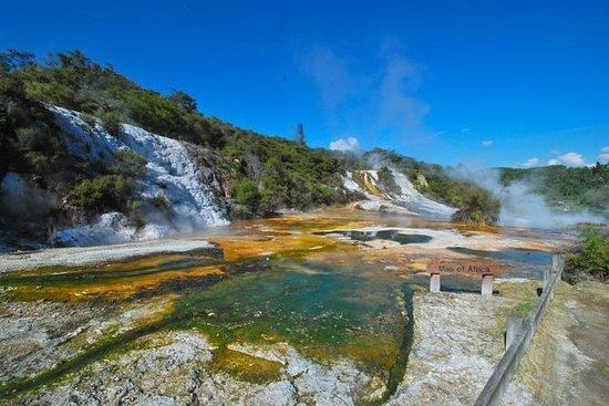 Maravillas geotérmicas de Rotorua y...