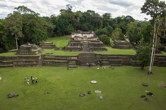 Caracol Maya Ruins Tour Including Rio...