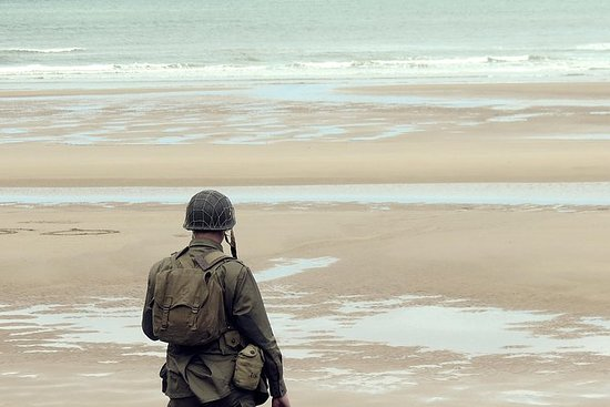 Private day tour to Normandy D-day...