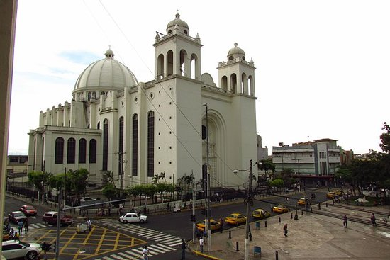 Tour della città di San Salvador