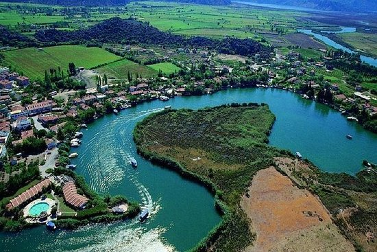 Full-Day Dalyan Caunos Boat Trip From...