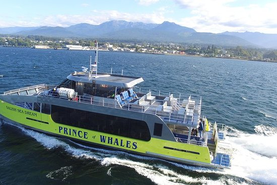 Best of Victoria Tour: Whale...