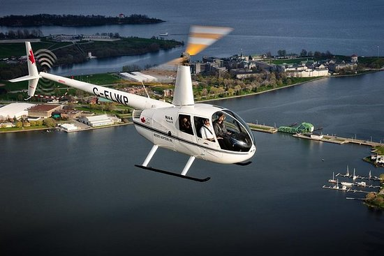 Ultimate Thousand Islands Helicopter ...