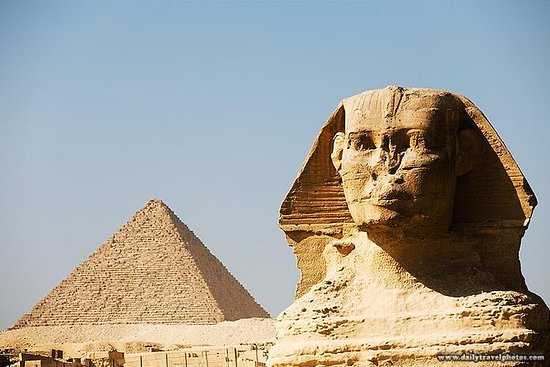 Tagestour nach Kairo mit dem Bus ab...