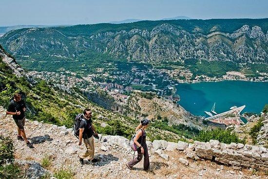 Wandern: Die Leiter von Kotor