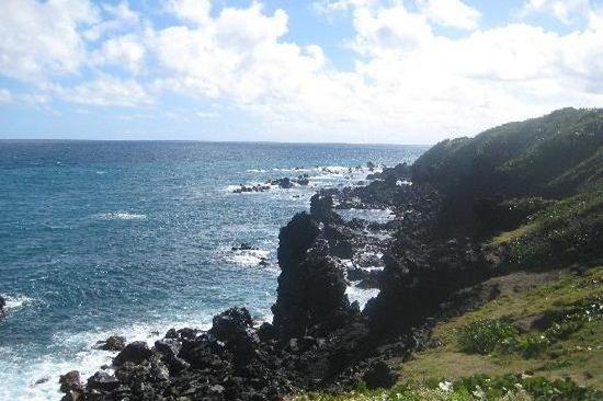 Excursion à l'île de Saint Christophe...
