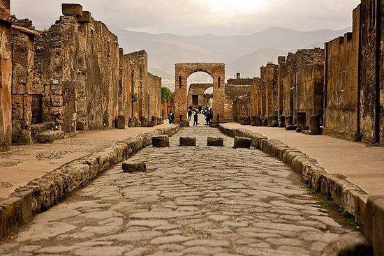Herculaneum og Pompeii tur fra...