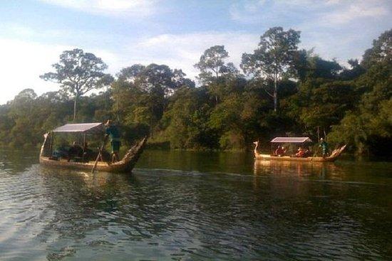 Angkor Gondola Cruise inkludert Hotel...