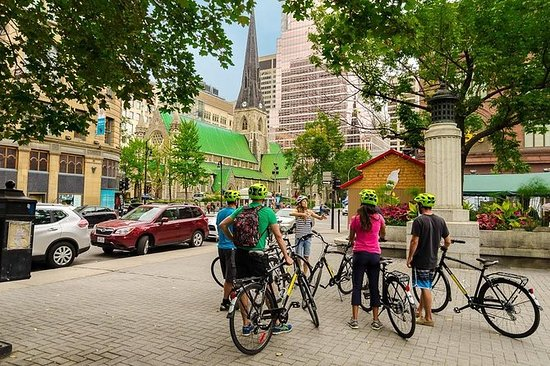 3 Hour Montreal City Bike Tour with...