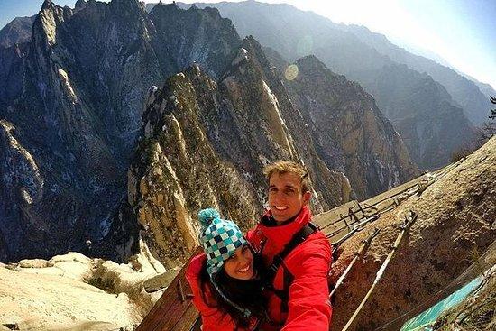 Private Full -Day Mt. Huashan Hiking...