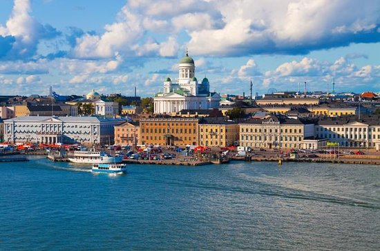 Shore Excursion: Best of Helsinki...
