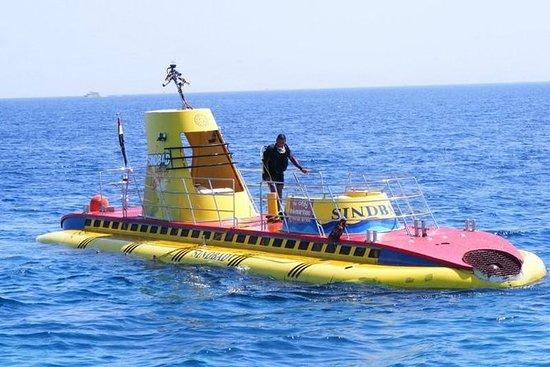 Tour sottomarino di 3 ore a Hurghada