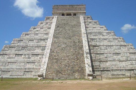 Chichen Itza and Cenote Mayan...