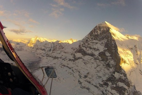 Swiss Alps Skydive: Original Eiger...