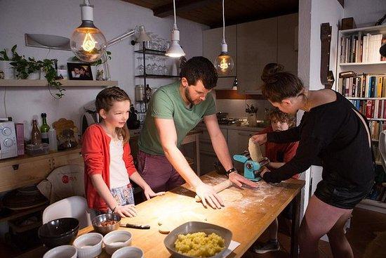 Auténtica clase de cocina práctica en...