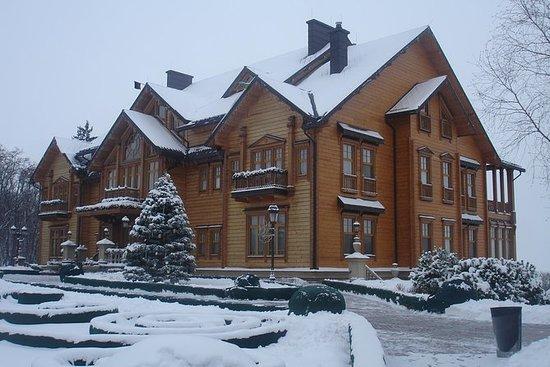 Residencia en el campo de Yanukovich...
